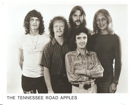 PROFESSIONAL PHOTOGRAPH OF THE TENNESSEE ROAD APPLES. Tennessee Road Apples.
