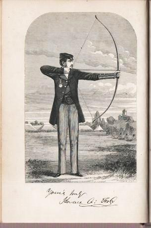 ARCHERY: ITS THEORY AND PRACTICE. Horace A. Ford.