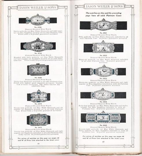 HOW TO BUY DIAMONDS (with detailed price list). Jason Weiler, Sons.