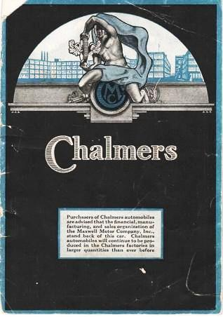 CHALMERS ...