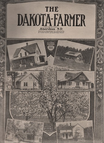 THE DAKOTA-FARMER. Vol. 40, No. 5, March 1, 1920. W. C. Allen.