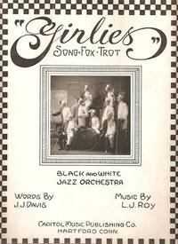 GIRLIES: A Song Fox-trot.; Words by J.J. Davis. Music by L.J. Roy. Girlies.. sheet music