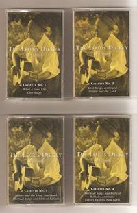 THE LOTUS DICKEY SONGBOOK + SET OF FOUR CASSETTE TAPES:; Songbook edited by Nancy C. McEntire and others. Introduction by Dillon Rustin.