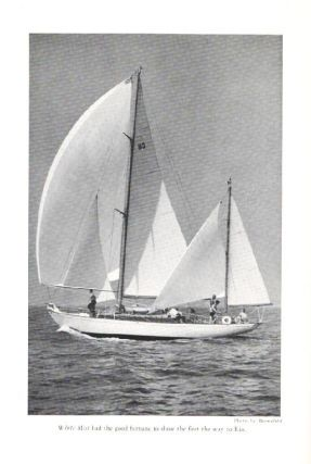 """WHITE MIST"" TO RIO: The 1953 South Atlantic Ocean Race"