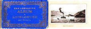 THE LEPORELLO ALBUM OF LOCHLOMOND AND TROSACHS. Lochlomond Scotland