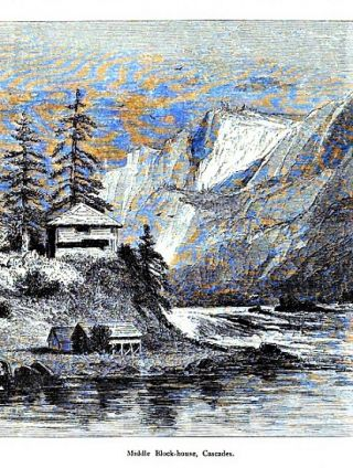 PICTURESQUE AMERICA; OR, THE LAND WE LIVE IN. A Delineation by Pen and Pencil of the Mountains, Rivers, Lakes, Forests, Water-falls, Shores, Canyons, Valleys, Cities, and other Picturesque Features of Our Country.; With Illustrations on Steel and Wood, by Eminent American Artists.