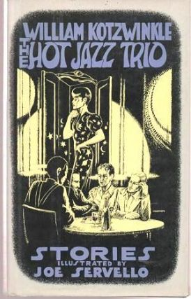 THE HOT JAZZ TRIO.; Illustrated by Joe Servello.