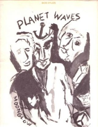 PLANET WAVES: Bob Dylan (Guitar, Harmonica) with The Band. Bob Dylan