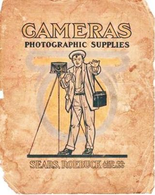 CAMERAS - PHOTOGRAPHIC SUPPLIES: CONLEY CAMERAS FOR 1909. Roebuck and Co Sears