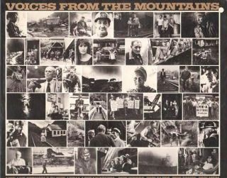 VOICES FROM THE MOUNTAINS. Guy and Candie West Virginia / Carawan