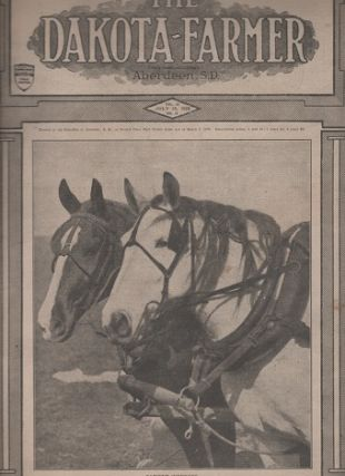 THE DAKOTA-FARMER. Vol. 40, No. 14, July 15, 1920. W. C. Allen