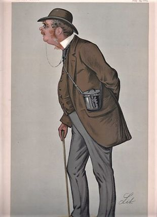 MAJOR E.H. EGERTON, OFFICIAL HANDICAPPER TO THE JOCKEY CLUB