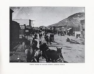 SOUVENIR VIEWS OF RAWHIDE, NEVADA