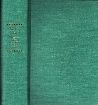 A BIBLIOGRAPHY OF THE NEGRO IN AFRICA AND AMERICA. Monroe N. Work, compiler
