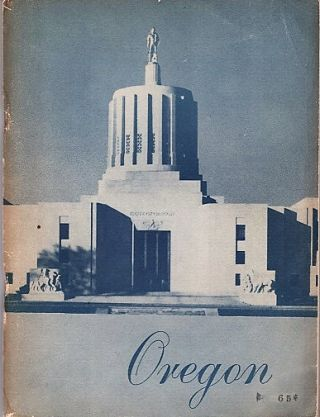 CENTENNIAL OF THE OREGON TERRITORY: Exhibition...1948...1949. Oregon / Library of Congress