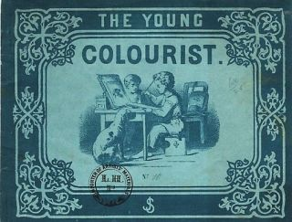 THE YOUNG COLOURIST. Anonymous