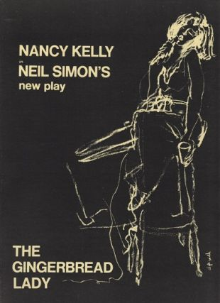 "Nancy Kelly in Neil Simon's new play ""The Gingerbread Lady"". Also starring Betsy von..."