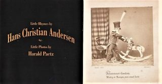 LITTLE RHYMES BY HANS CHRISTIAN ANDERSEN * LITTLE PHOTOS BY HARALD PAETZ. Hans Christian Andersen