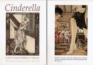 PERRAULT'S CINDERELLA AT THE COTSEN CHILDREN'S LIBRARY. Andrea Immel
