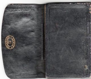 HANDWRITTEN DIARY OF 1899, WRITTEN MOSTLY IN A WOMAN'S HAND, FROM HOME IN PENOBSCOT, MAINE TO A WINTER AT ALTAMONTE SPRINGS, SEMINOLE COUNTY, FLORIDA.